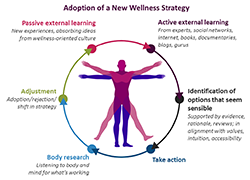 Adoption of a new wellness strategy
