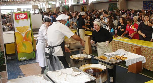 Brazilian chefs on display