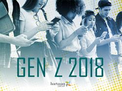 Gen Z 2018 brochure cover