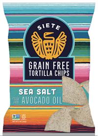 SIETE grain free tortilla