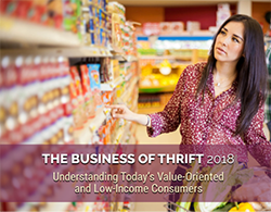 The business of thrift 2018 cover