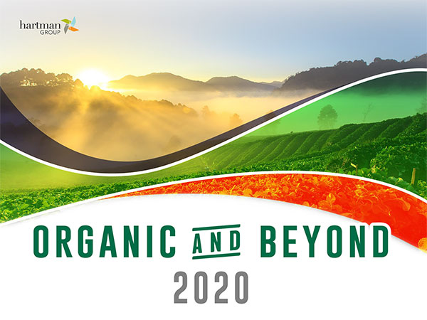 THG Organic and Beyond 2020 Cover